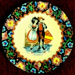 Antique Plate - Estate Sale Companies in Maryland