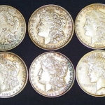 Morgan Silver Dollar Coins - Estate Auctions in Maryland