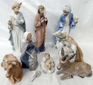 LLadro Nativity