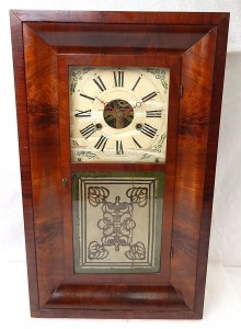 1840's Mantle Clock
