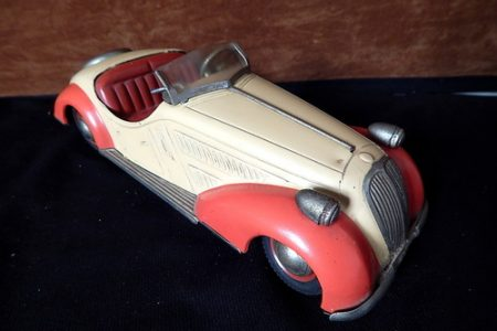 Antique Schucco Toy Car
